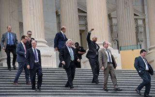 川普重大立法胜利 众院通过共和党健保法案