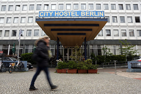 """柏林的一家青年旅社——""""柏林城市旅馆""""(The City Hostel Berlin)。 ( Adam Berry/Getty Images)"""