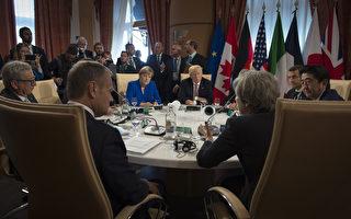 川普首次出訪劃下句點 展現美全球領導地位