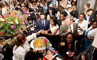 華盛頓的使館美食薈萃 各國大廚「過招」