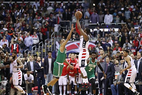 NBA东部半决赛 奇才绿军将进行抢七大战