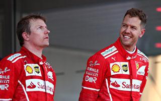 F1摩纳哥站:法拉利车手包揽冠、亚军