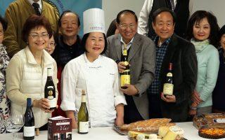 旅居法国20载 华裔分享法国餐饮品味