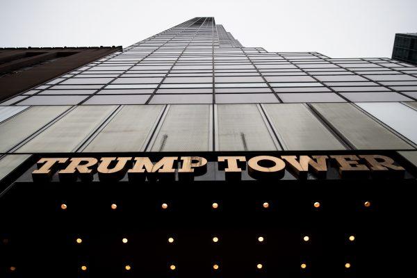 曼哈顿地方检察官传唤税务局调查川普公司