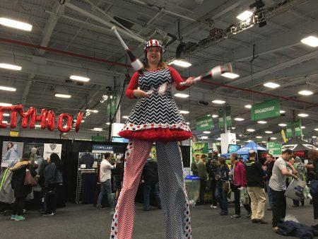 """昨天(5月5日)开始,主办方在曼哈顿下东城举行为期两天的""""纽约自行车博览会""""(Bike Expo New York)。"""