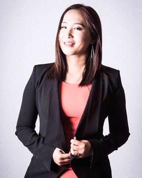 Jun Liu 是7EDU創辦人,英語語言學專業。(灣區升學輔導機構7EDU提供)