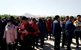 內蒙古數百下崗工人請願 促政府落實社保