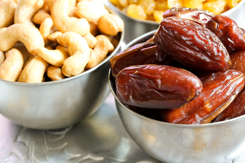 选择你最喜欢吃的坚果。 (vm2002/shutterstock)