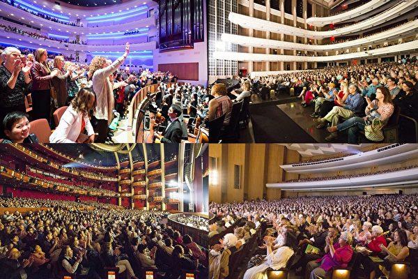 从3月7日至4月29日,神韵国际艺术团在凤凰城、拉斯维加斯和南加州共12个城市的剧院连续上演51场演出,场场售罄,总计10万观众有幸目睹神韵风采,创造了神韵演出史上又一个里程碑。(季媛/大纪元)