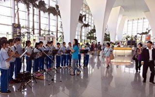 凤鸣国中直笛社团 音乐启动多面向发展