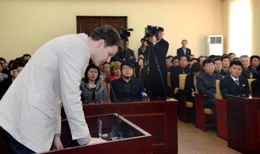 从美大学生之死看朝鲜如何对待西方人质