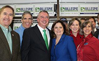 维州州长初选结果揭晓 11月大选