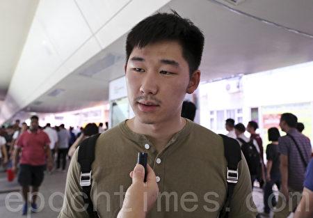 余先生认为,香港有很多值得大陆人学习的地方,同时希望习近平应听到香港群众真实的反应。(余钢/大纪元)