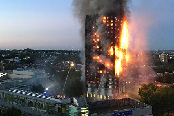 防伦敦大火 爱尔兰审查全国高层公寓