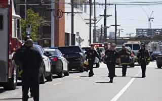 2017年舊金山謀殺上升  警方加強街頭巡邏