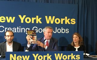 市府投資十幾億 要十萬紐約客躍升中產