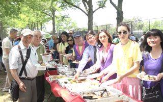 大美洲客家聯誼會 野餐歡度夏日