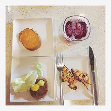 Bruin Plate(大紀元)