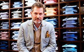 英國高檔男士襯衫Emmett London