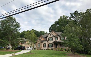 乔州富尔顿郡房产税骇人暴增