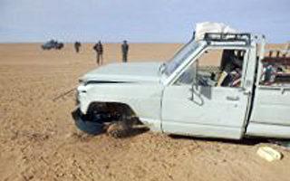 汽车在撒哈拉沙漠抛锚 44人惨遭渴死