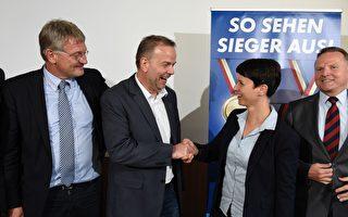 德国大选 选项党挑战默克尔选区