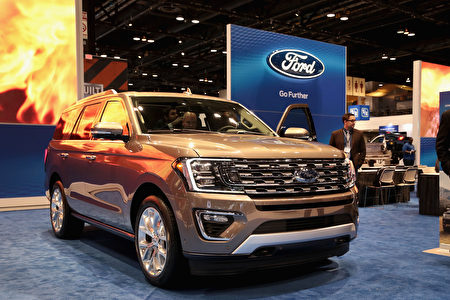 美國人會保留福特遠征(Ford Expedition)9年。(Photo by Scott Olson/Getty Images)