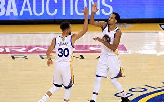 NBA總冠軍賽第二戰 勇士再勝騎士