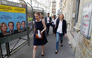 為什麼一歲的新黨派在法國議會選舉中大勝