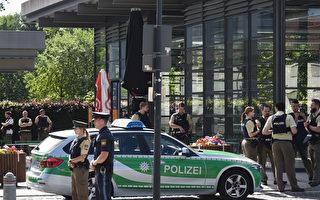 慕尼黑槍擊案 受傷警察仍生命垂危