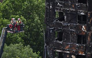 从伦敦大火中逃离 学霸妹坚持去考试