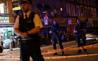 倫敦再遭恐襲 麵包車撞人1死10傷 嫌犯被捕