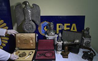 疑纳粹逃亡高官带入阿根廷 纳粹物品均为原品