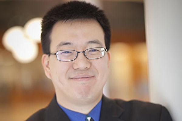 美国北卡罗来纳大学副教授、肿瘤专科医师陈景云(Dr. Ronald C. Chen, MD, MPH)。(图/陈景云提供)