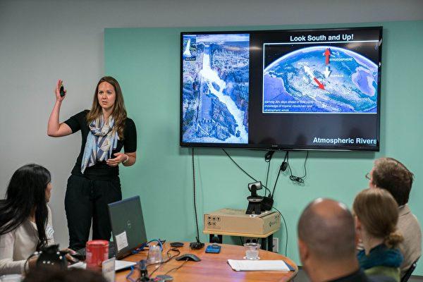 中期氣象預報領域空白 美專家研究新方法