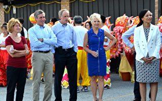 德拉華中國節 弘揚傳統文化