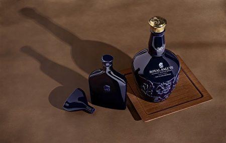 30年陈酿皇家礼炮威士忌(品酒会主办单位提供)