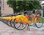 共享單車有無社會主義成分呢?似乎沒有。圖為臺北的單車共享U-Bike。(U-Bike)