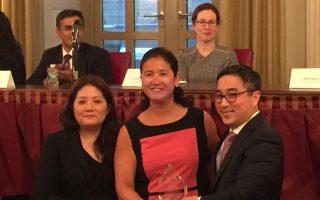 亞裔律師協會表彰警局華裔女副總警監