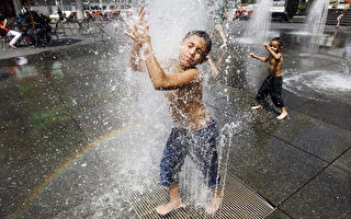 气象学家:加拿大多数地区今夏天气热