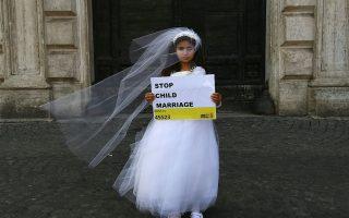 纽约州将终止童婚 法定结婚年龄提到18岁
