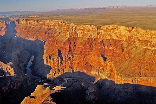 美国大峡谷壮丽奇景 缘于数十亿年沧桑岁月