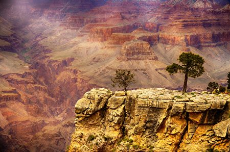 大峡谷景观(Pixabay)
