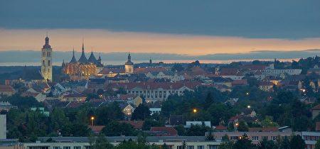 捷克的庫特納霍拉。(Pixabay )
