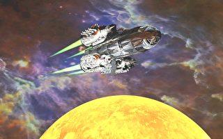 霍金:人可乘坐光束 实现星际旅行