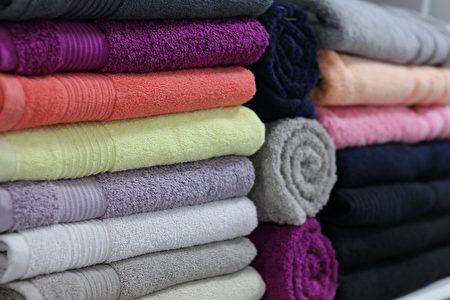 市面上的某款絨布毛巾。(Pixabay)