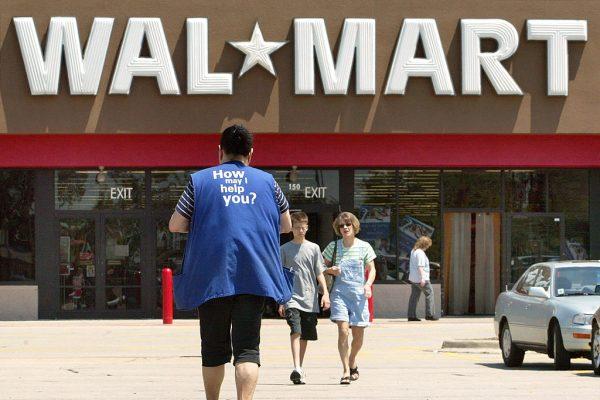 電商業績差於預期 沃爾瑪股價重挫逾10%