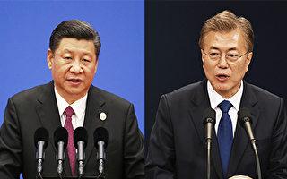 G20中韩领导人首次会谈 双方避谈萨德