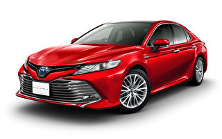 Toyota又一次蛻變 全新第八代Camry亮相