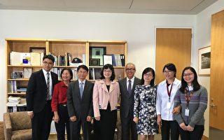 图书管理学问大     台湾学生旧金山取经